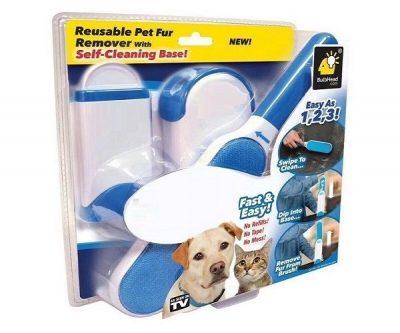 47367b5baa4e Αυτοκαθαριζόμενη Βούρτσα για Σκύλους και Γάτες – Fur Wizard